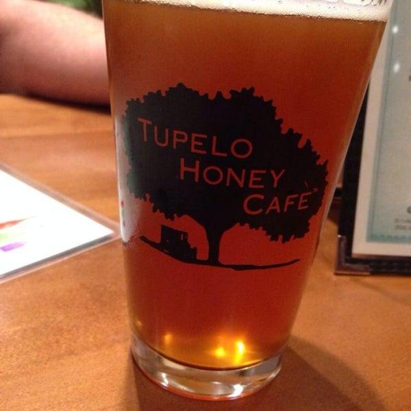 Photo taken at Tupelo Honey by Mark P. on 5/24/2014