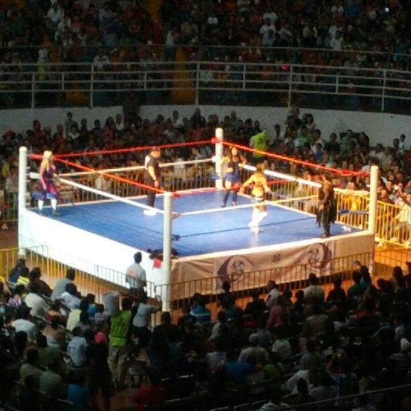 Foto tomada en Fiestas de Octubre por Alain B. el 10/12/2012