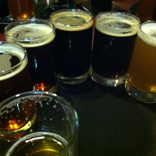 Photo taken at Equinox Brewing by Seth D. on 11/29/2012