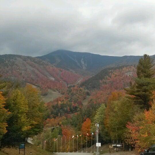 Photo taken at Whiteface Mountain by Sherri Y. on 10/5/2012