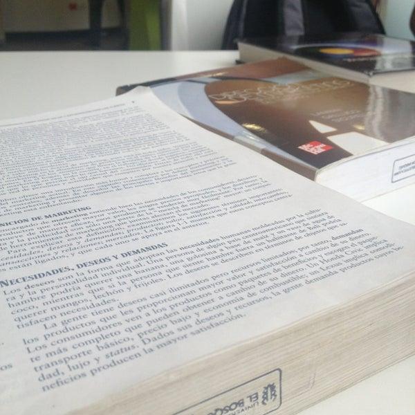 Photo taken at Biblioteca Juan Roa Vásquez by Alejandra R. on 8/1/2013