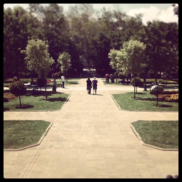 7/19/2013にEmir G.がTaksim Gezi Parkıで撮った写真