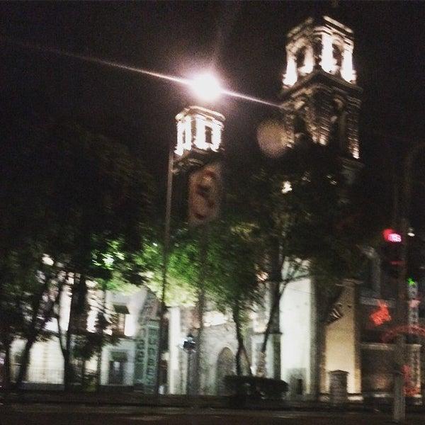 5/15/2015에 Oliver A.님이 Teatro Hidalgo에서 찍은 사진