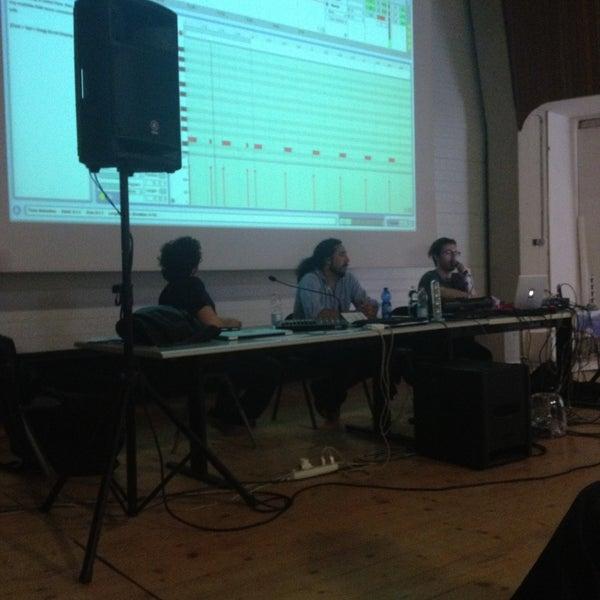 Photo taken at Accademia delle Belle Arti by Luigi on 4/17/2013