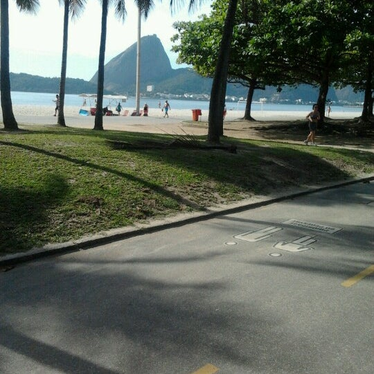 Photo taken at Flamengo Park by Joao Paulo D. on 11/19/2012