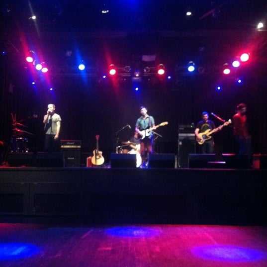 Photo taken at Highline Ballroom by Abbey on 11/18/2012