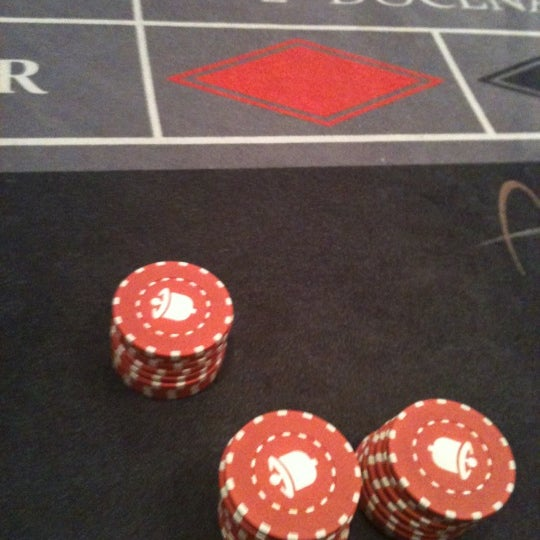 Photo taken at Casino Dreams by Johanna on 10/10/2012