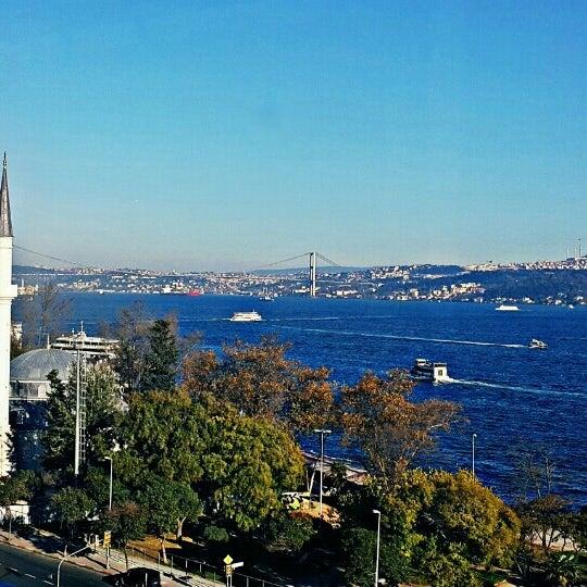 5/1/2016 tarihinde Cansu E.ziyaretçi tarafından Anjer Hotel Bosphorus'de çekilen fotoğraf