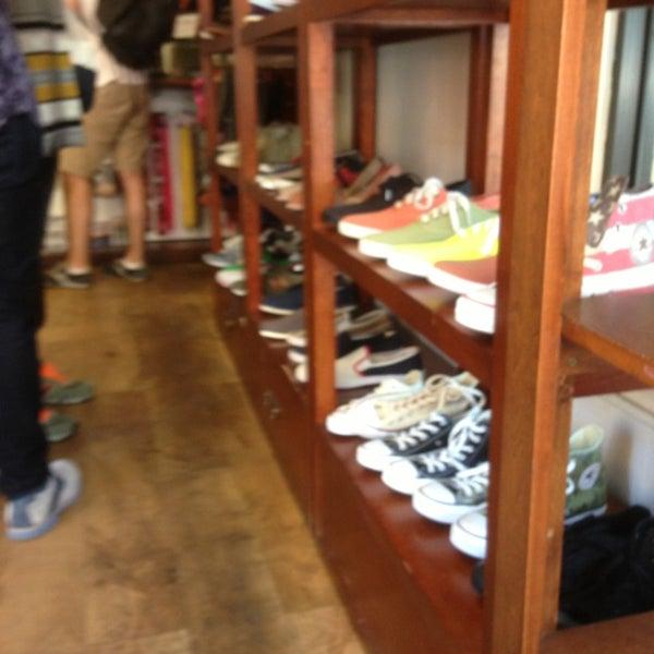 Photo taken at Shoe Market by David N. on 7/5/2013