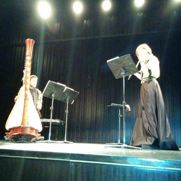 Photo taken at Auditorio Picasso by casabermejatony on 11/14/2014