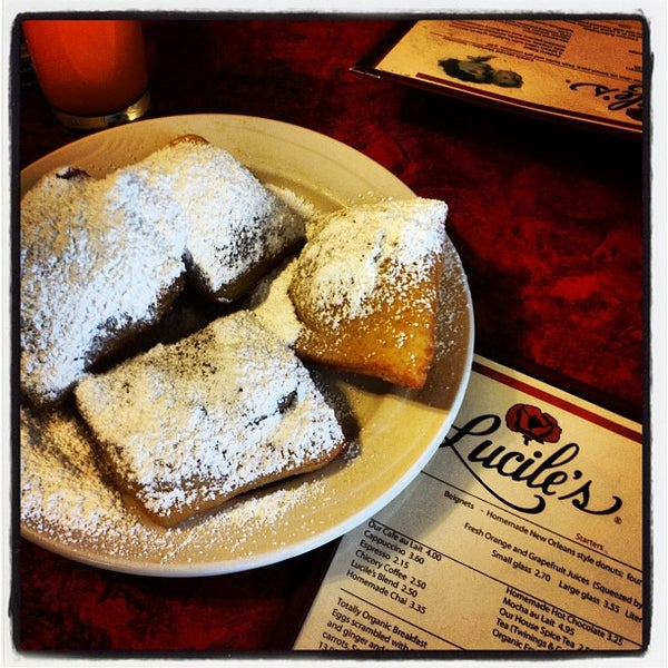 Photo taken at Lucile's by Christopher G. on 10/15/2012