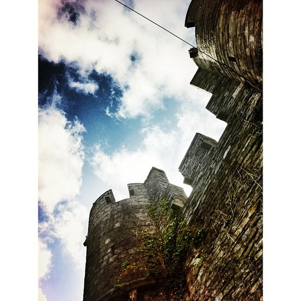 Photo taken at Castle of the Counts by Jorn U. on 5/10/2013