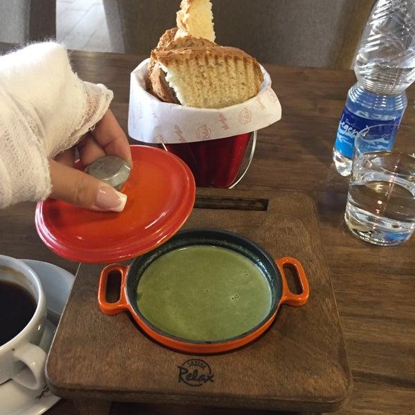Снимок сделан в Coffee Relax пользователем Милли . 11/3/2015