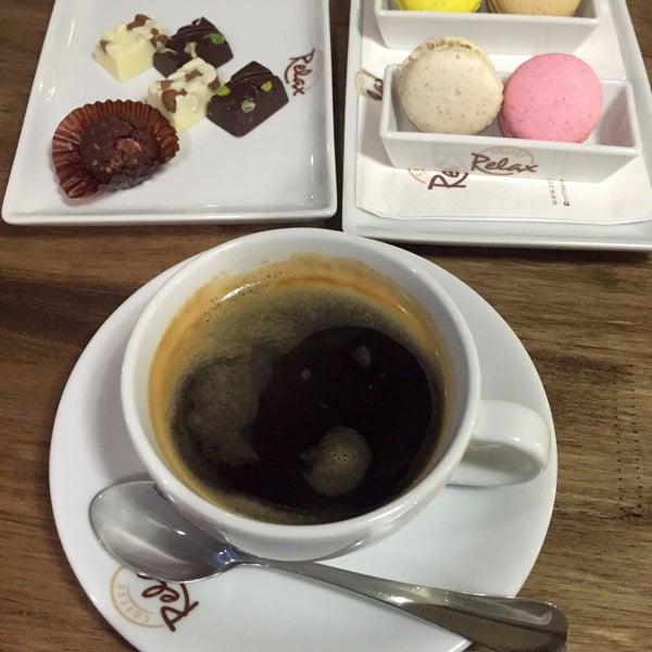 Снимок сделан в Coffee Relax пользователем Милли . 12/8/2015