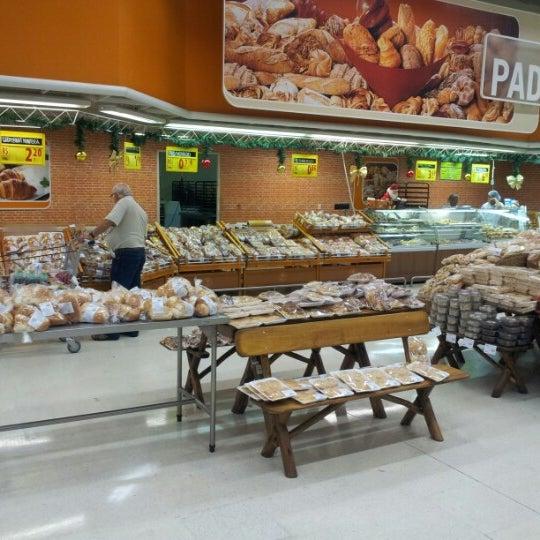 Photo taken at Carrefour by Leonardo P. on 12/1/2012