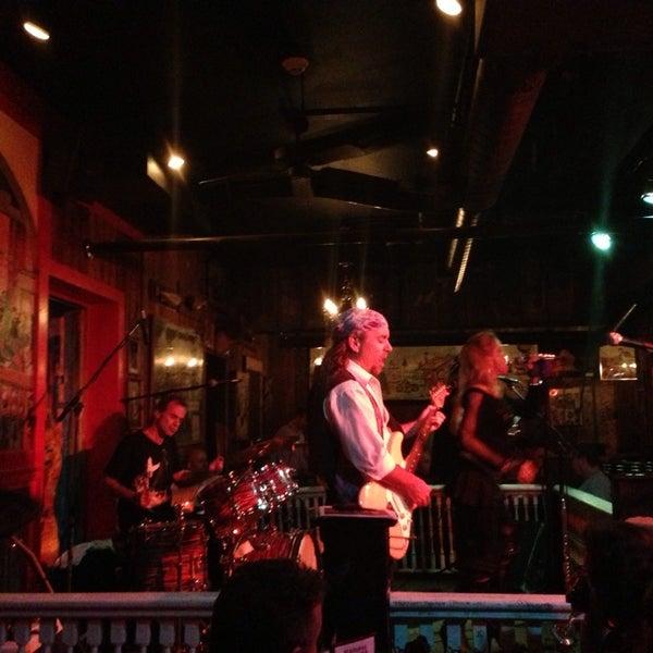 Photo taken at Dinosaur Bar-B-Que by John A. on 9/1/2013