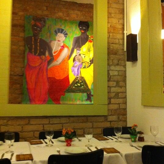Foto tirada no(a) Zeffiro Restaurante por Jefferson G. em 11/20/2012
