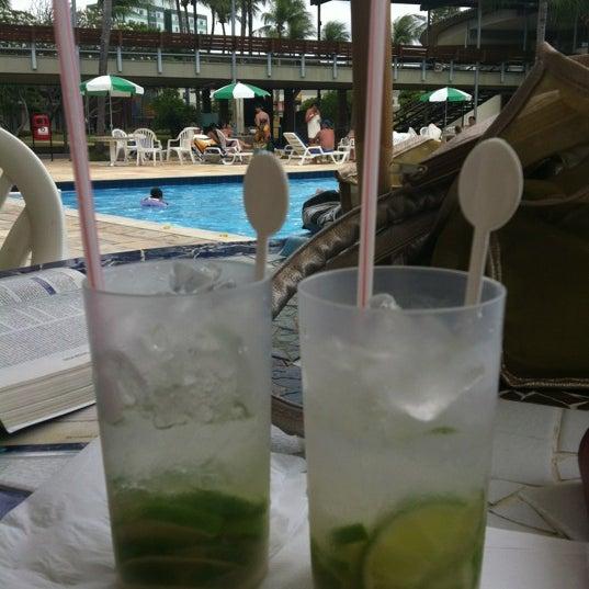 Foto tirada no(a) Tropical Hotel Tambaú por Cristiane em 10/19/2012