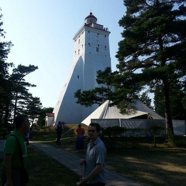 Photo taken at Kõpu tuletorn    Kõpu Lighthouse by Denis H. on 7/26/2014