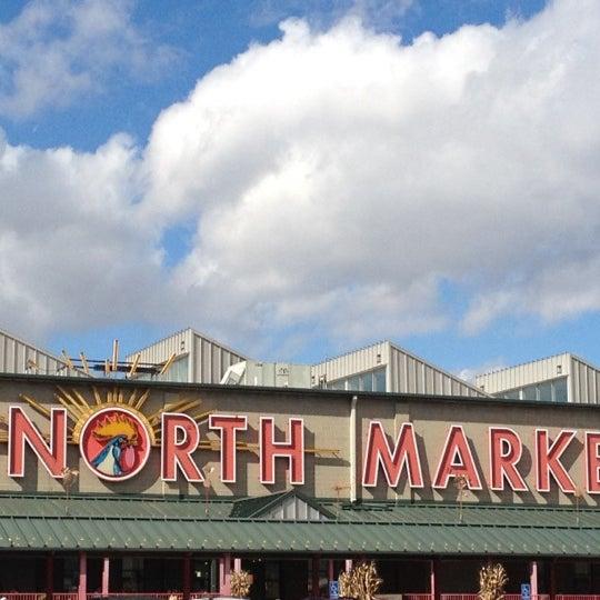 Photo taken at North Market by Ben K. on 10/18/2012