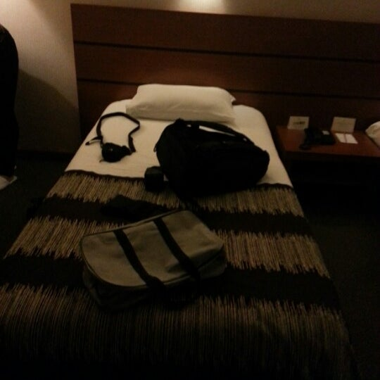 Foto diambil di Anatolia Hotel oleh Alisha B. pada 1/17/2013