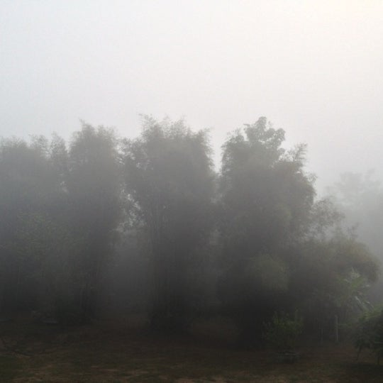 Photo taken at Lampang Vineyard by Jesada K. on 12/19/2012