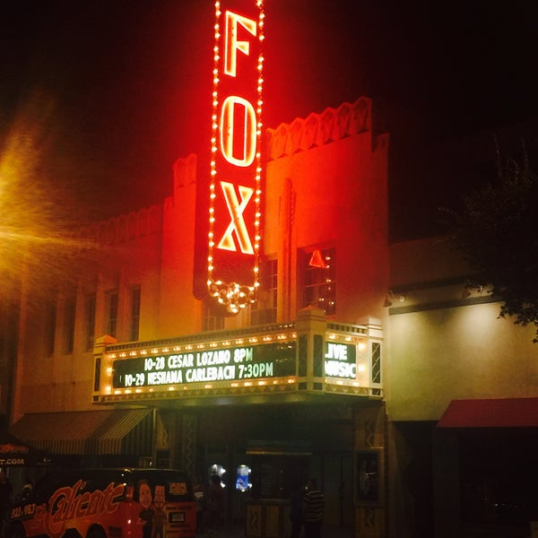 Photo taken at Fox Tucson Theatre by Joel G. on 10/29/2016