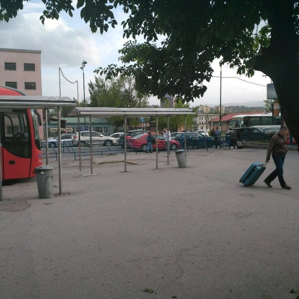 Photo taken at Autobusna stanica by František N. on 4/28/2017