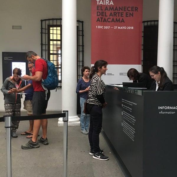 Foto tirada no(a) Museo Chileno de Arte Precolombino por José Ignacio S. em 4/6/2018