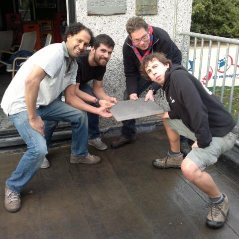 10/20/2012에 Sam B.님이 39ste FOS De Menapiërs에서 찍은 사진
