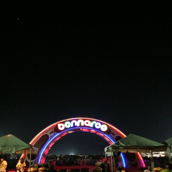 Photo taken at What Stage at Bonnaroo Music & Arts Festival by Alley C. on 6/17/2013