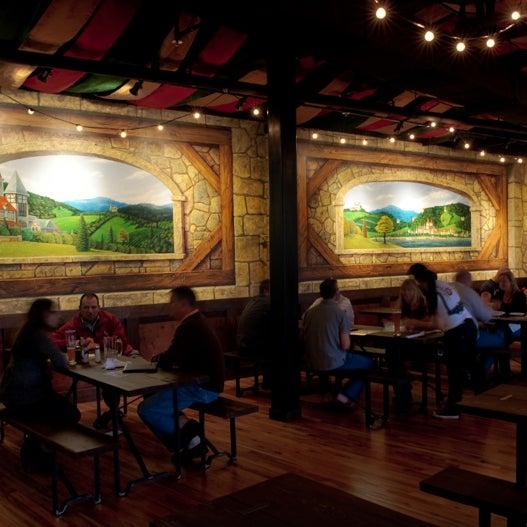 German Restaurant Downtown Atlanta