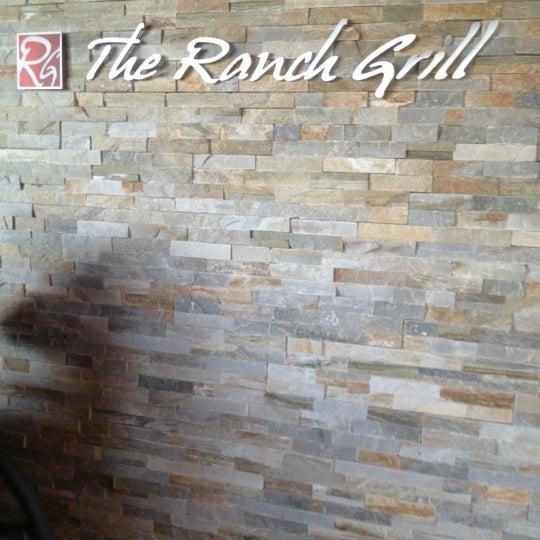รูปภาพถ่ายที่ The Ranch Grill โดย Greg เมื่อ 4/7/2013