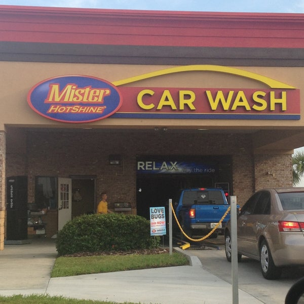 Car Wash In Clermont