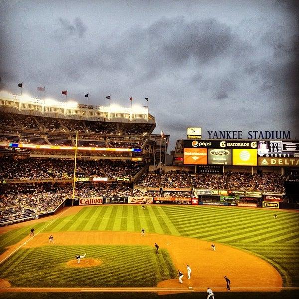 Photo taken at Yankee Stadium by Nick C. on 7/12/2013