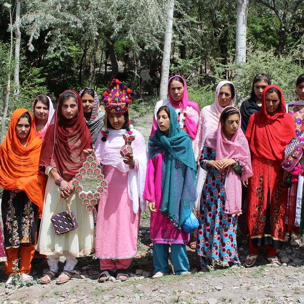 Chitrali girls