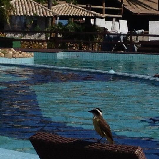 Foto tirada no(a) Cana Brava Resort por Erica C. em 10/19/2012