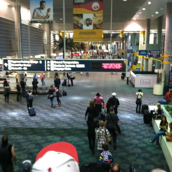 Fort Lauderdale-Hollywood International Airport (FLL