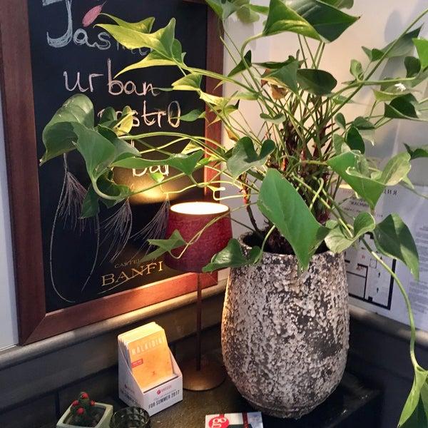 Photo taken at Jasmine Gastro Bar by Jana T. on 10/8/2017