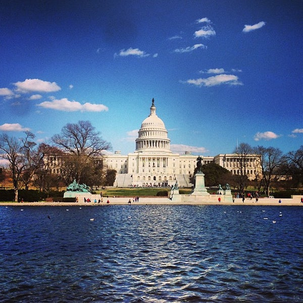 Photo taken at United States Capitol by Julian W. on 4/3/2013