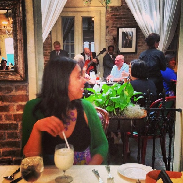 Photo taken at Muriel's Jackson Square by Julian W. on 4/21/2013