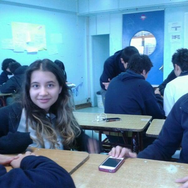 Foto tomada en Colegio San Juan Evangelista por Felipe D. el 5/30/2013