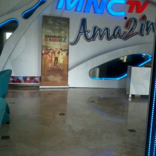 Photo taken at MNCTV by Alfian H. on 12/5/2012