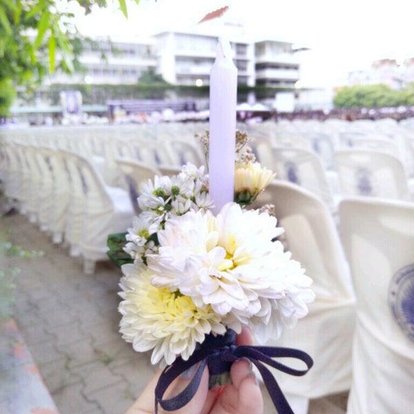Photo taken at Chiang Mai Rajabhat University by Bella K. on 10/28/2016