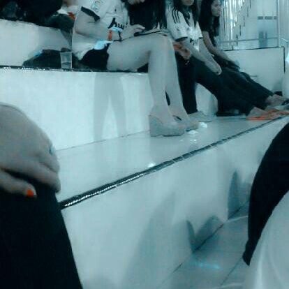 Photo taken at Lapangan Futsal Kampus UG by Vieta B. on 4/22/2013