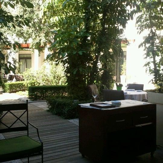Photo taken at The Westin Valencia by Pedro S. on 10/9/2012