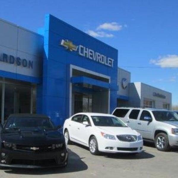 Buick Dealership Austin: Richardson Chevrolet Buick