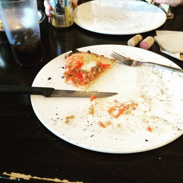 Photo taken at Pizza CS by Carlos P. on 8/16/2015