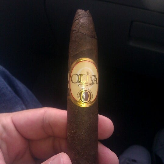 Photo taken at Smoky's Tobacco and Cigars by Chris J. on 9/30/2012