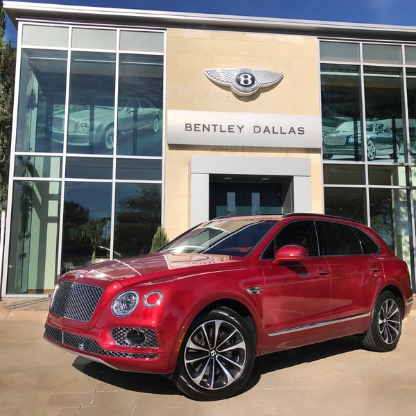 Park place bentley dallas auto dealership in dallas for General motors dealers near me